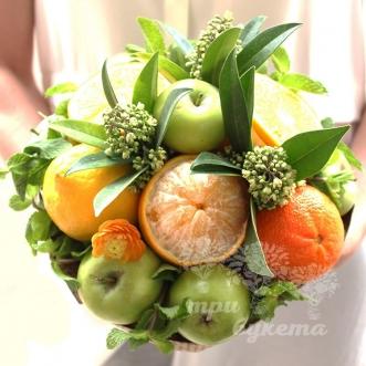 buket-iz-apelsinov-i-yablok